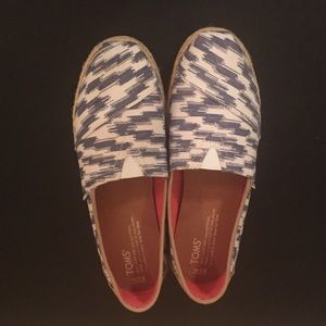 Toms Espadrilles | Size 7.5 | New- Never Worn